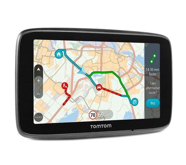 buy tomtom go 5200 5 sat nav with worldwide maps free. Black Bedroom Furniture Sets. Home Design Ideas