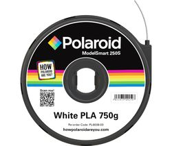 POLAROID PL-6008-00 Filament 3D Printer Cartridge - 750 g, White