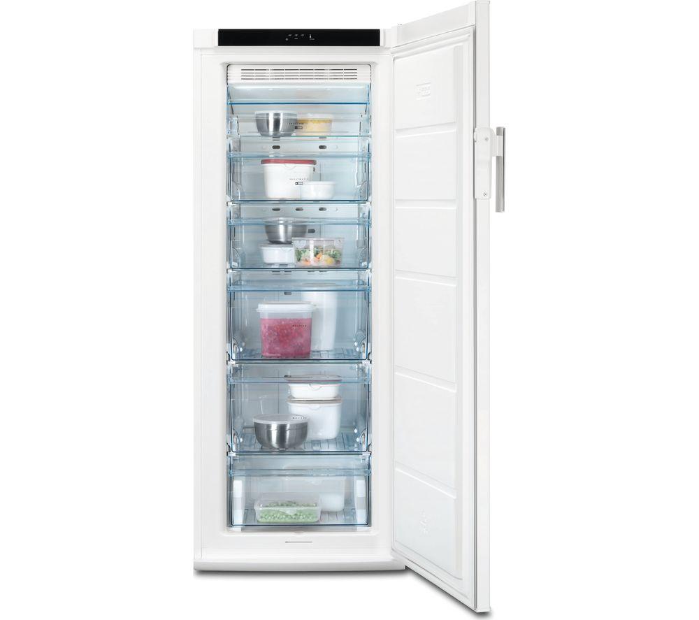 Image of AEG A72020GNW0 Tall Freezer - White, White