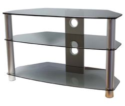 VIVANCO Brisa 1000 S TV Stand - Smoked