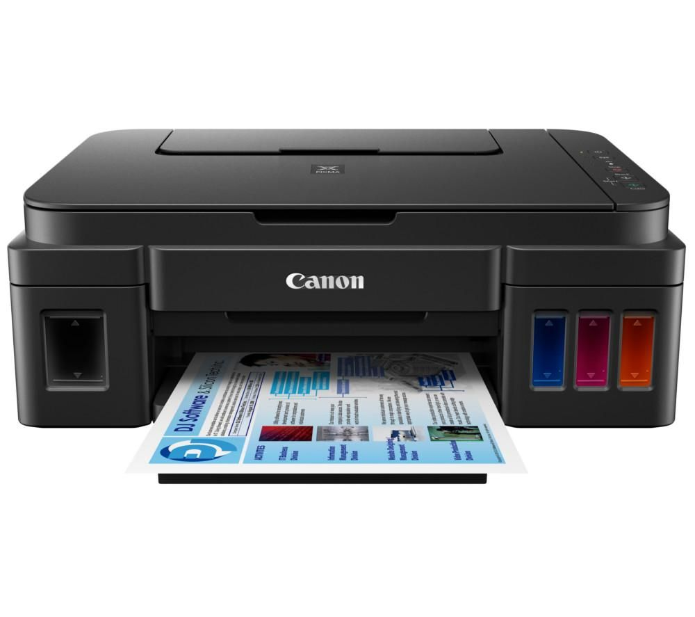 CANON PIXMA G3500 All-in-One Wireless Inkjet Printer Review thumbnail