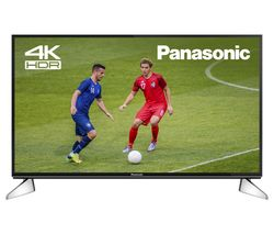 "PANASONIC TX-40EX600B 40"" Smart 4K Ultra HD HDR LED TV"