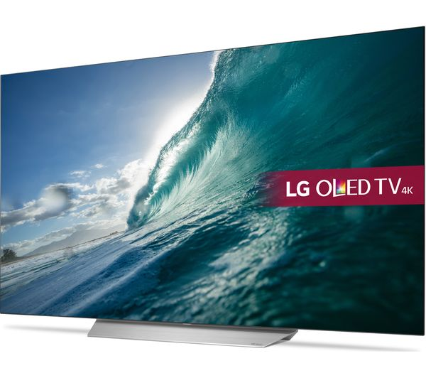 "LG OLED55C7V 55"" Smart 4K Ultra HD HDR OLED TV"