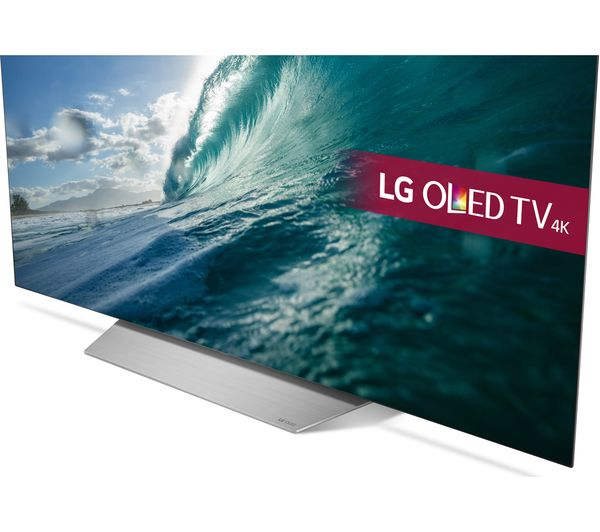 buy lg oled55c7v 55 smart 4k ultra hd hdr oled tv free delivery currys. Black Bedroom Furniture Sets. Home Design Ideas