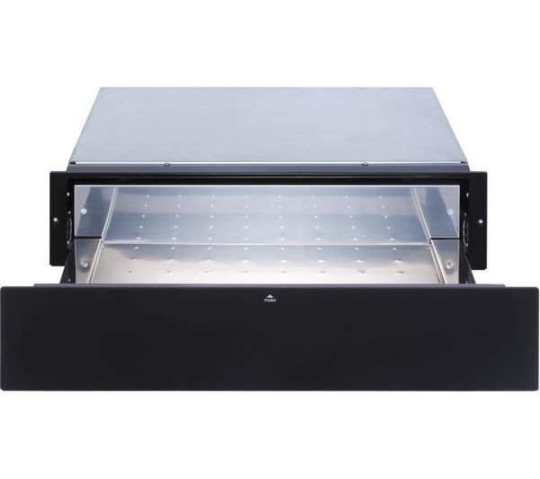 NEW WORLD UWD14 Warming Drawer - Black, Black