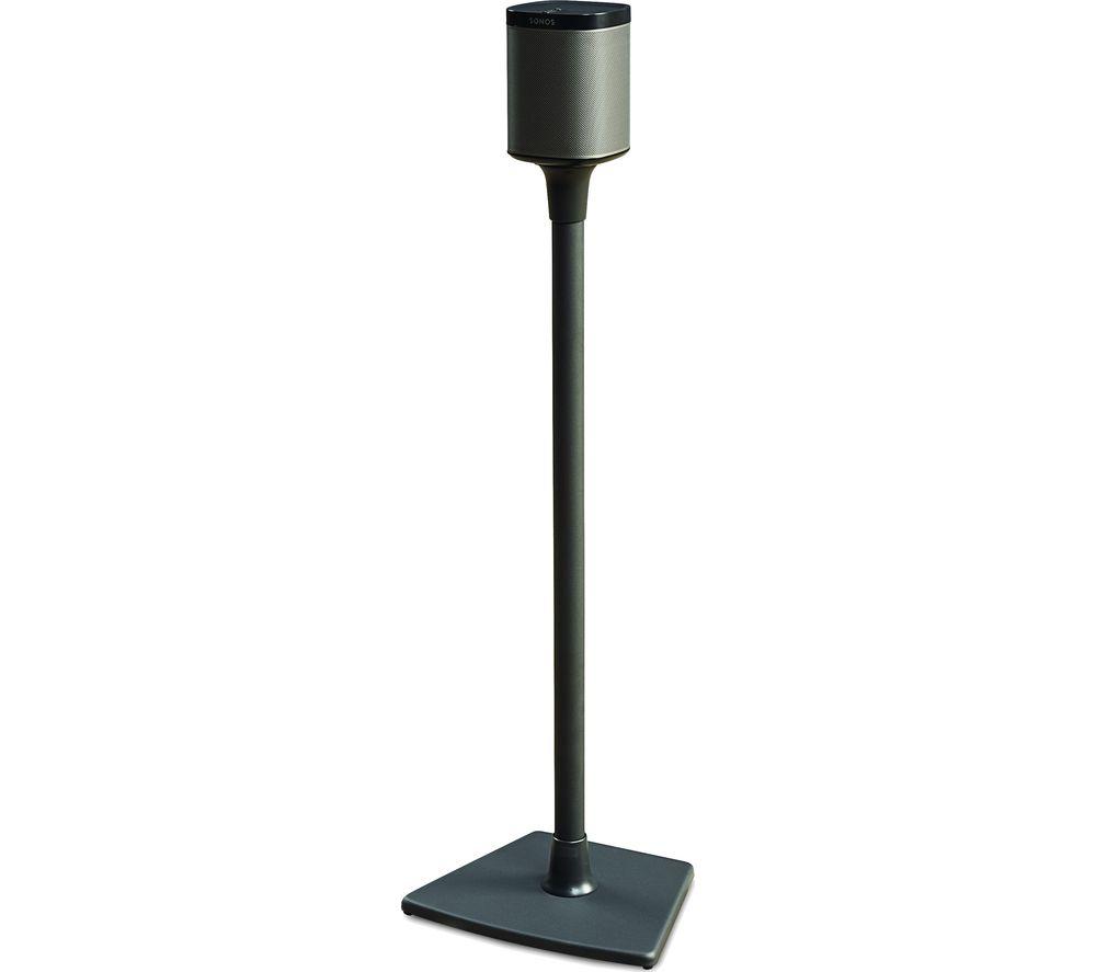 SANUS WSS2-B1 Floorstand Fixed Speaker Bracket - Set of 2