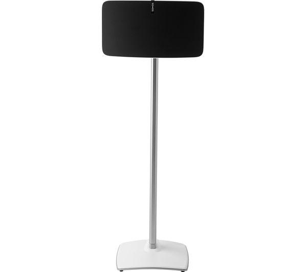 Image of SANUS WSS51-W2 SONOS Speaker Stand - White