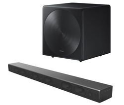 SAMSUNG All-in-One Sound Bar & Wireless Subwoofer Bundle