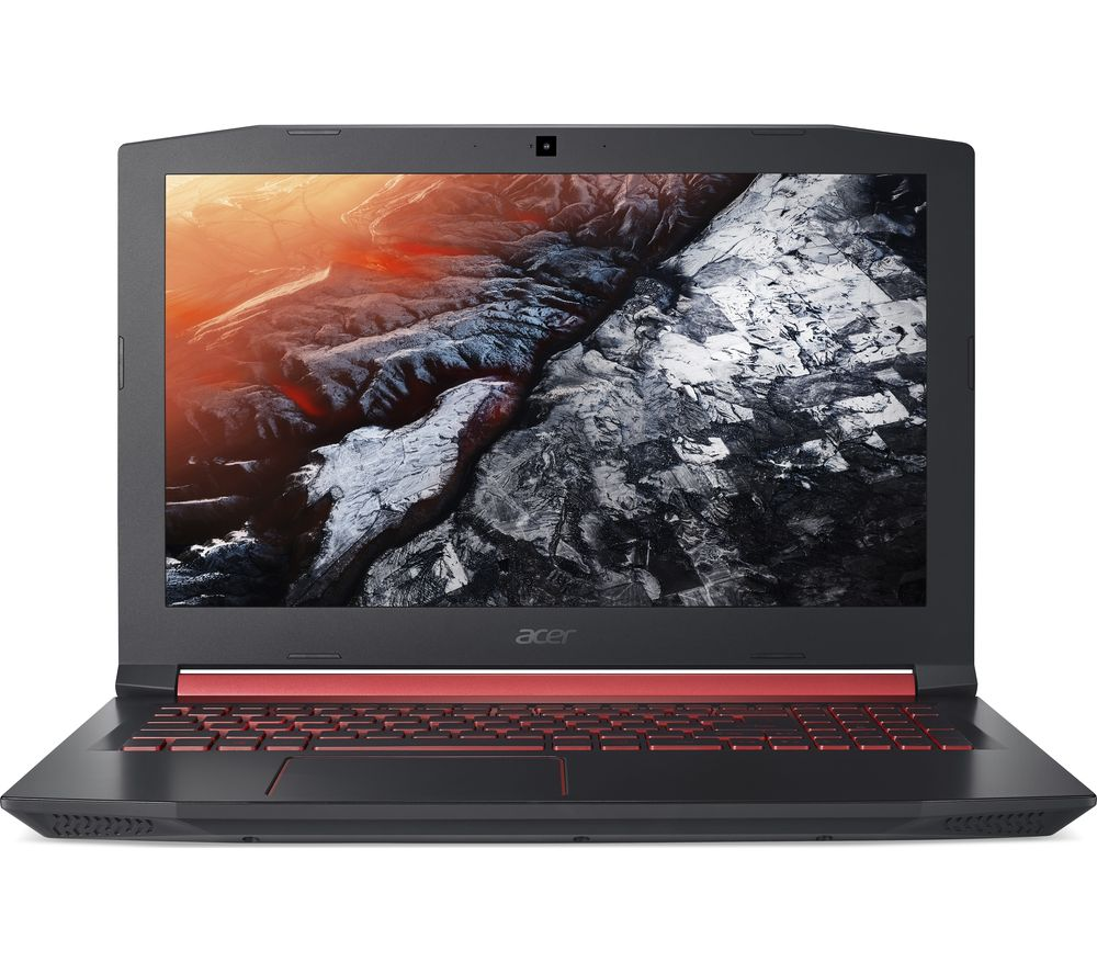 "ACER Nitro 5 15.6"" Intel® Core™ i5 GTX 1050 Gaming Laptop - 1 TB HDD & 128 GB SSD"