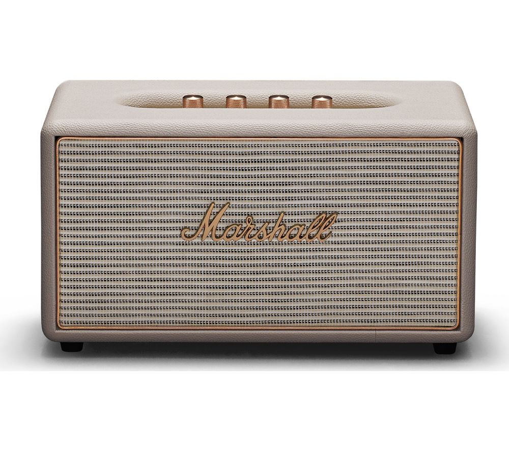 MARSHALL Stanmore Wireless Smart Sound Speaker - Cream