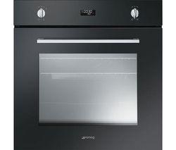 SMEG SFP485N Electric Oven - Black