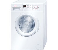BOSCH Serie 2 WAB28161GB 6 kg 1400 Spin Washing Machine - White