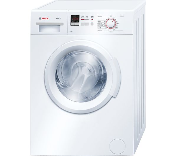 Image of BOSCH Serie 2 WAB28161GB 6 kg 1400 Spin Washing Machine - White (EX-DISPLAY)