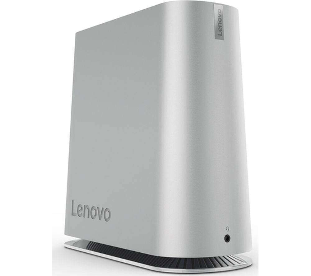 LENOVO 620S Intel® Core™ i7 Desktop PC - 2 TB HDD, Silver