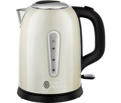 RUSSELL HOBBS Cavendish 25502 Jug Kettle - Cream