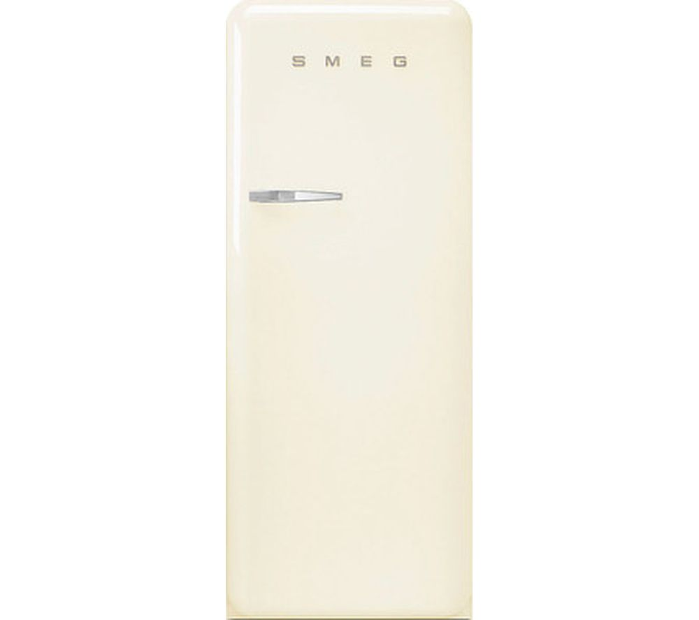 SMEG FAB28RCR3UK Tall Fridge – Cream, Cream