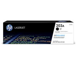 HP 203A Black Toner Cartridge