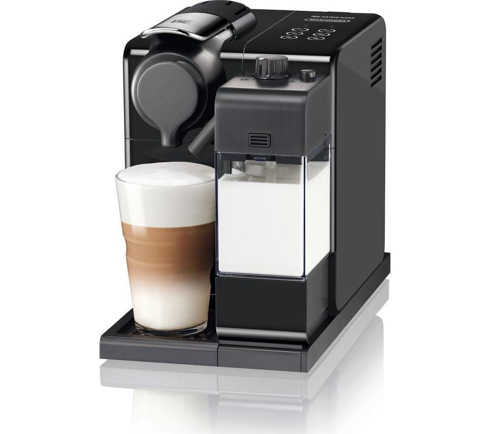 NESPRESSO by De'Longhi Lattissima Touch EN560.B Coffee ...