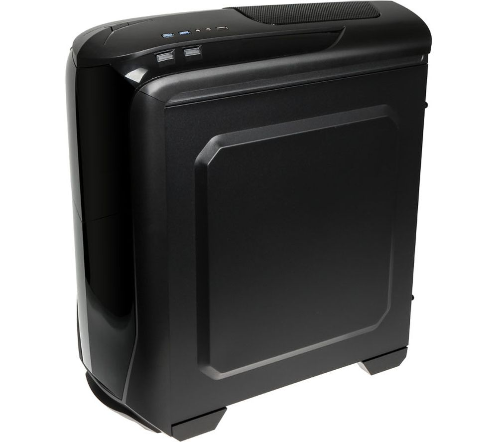 KOLINK Aviator ATX Mid-Tower PC Case - Gunmetal