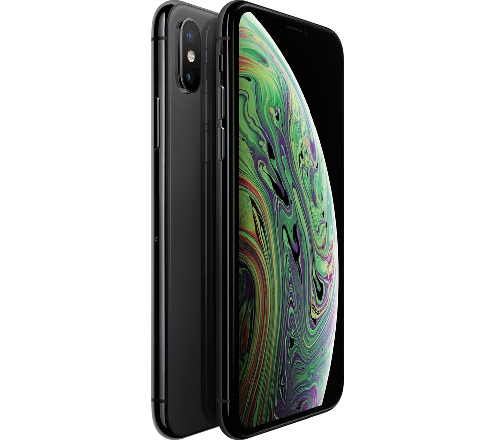APPLE iPhone Xs - 512 GB, Space Grey, Grey cheapest retail price