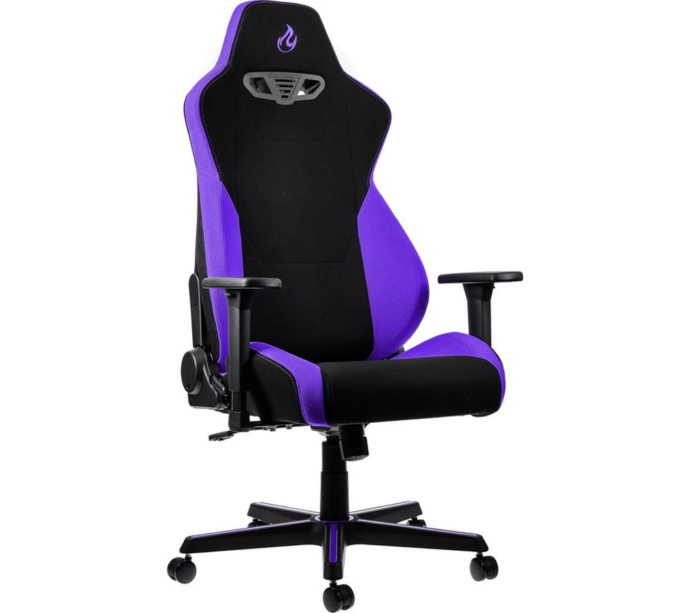 NITRO CONCEPTS S300 Gaming Chair - Purple, Purple