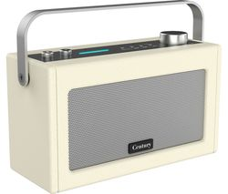 Century Wireless Speaker with Amazon Alexa - Cream