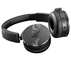 AKG C50BT Wireless Bluetooth Headphones - Black