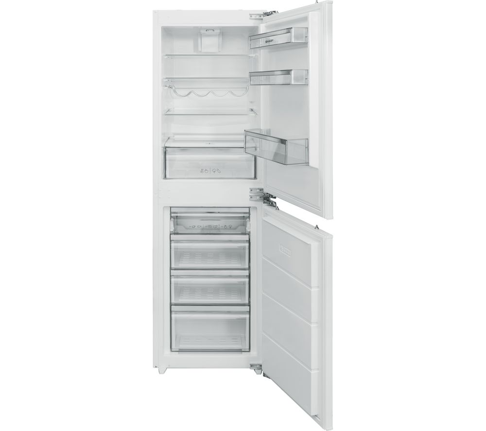 SHARP SJ-B1227M00X Integrated 50/50 Fridge Freezer