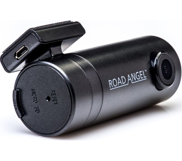 Image of ROAD ANGEL Halo Go Full HD Dash Cam - Black