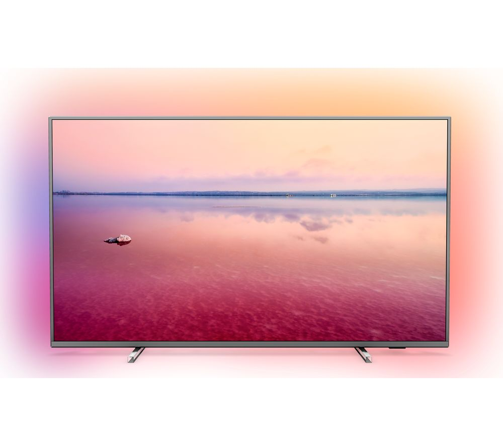 "PHILIPS Ambilight 65PUS6754/12 65"" Smart 4K Ultra HD HDR LED TV"