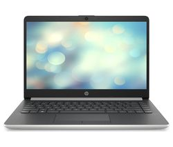 "HP 14-cf1502sa 14"" Laptop - Intel® Core™ i7, 512 GB SSD, Silver"