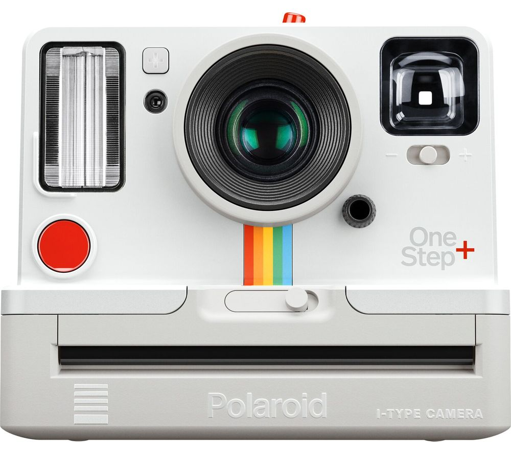 POLAROID OneStep + Instant Camera - White