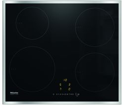 KM7201FR Electric Induction Hob - Black