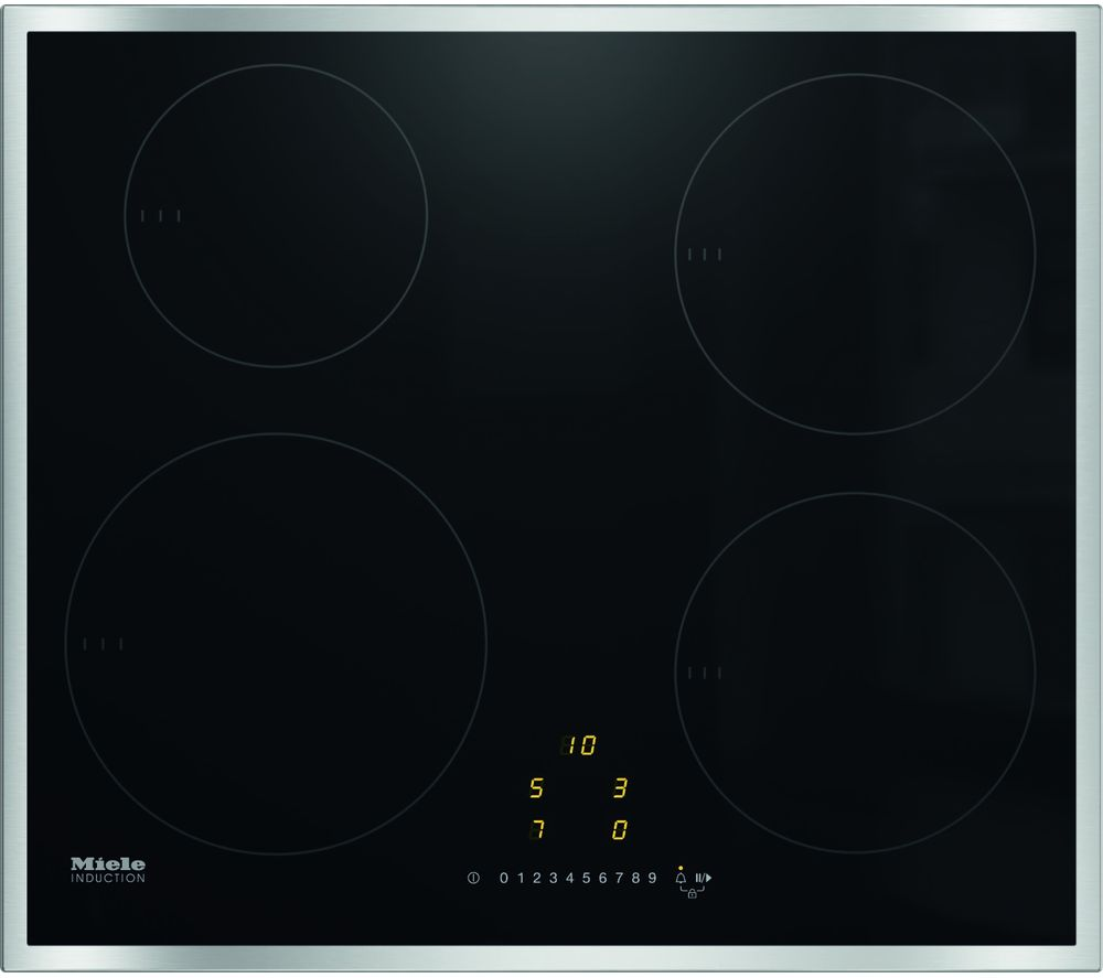 Image of KM7201FR Electric Induction Hob - Black, Black