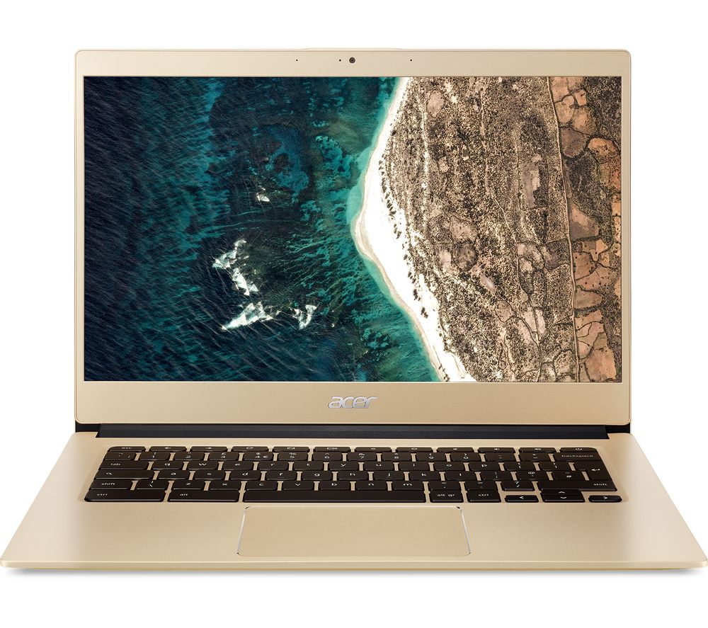 "ACER CB514-1HT Touch 14"" Intel® Celeron® Chromebook - 128 GB eMMC"