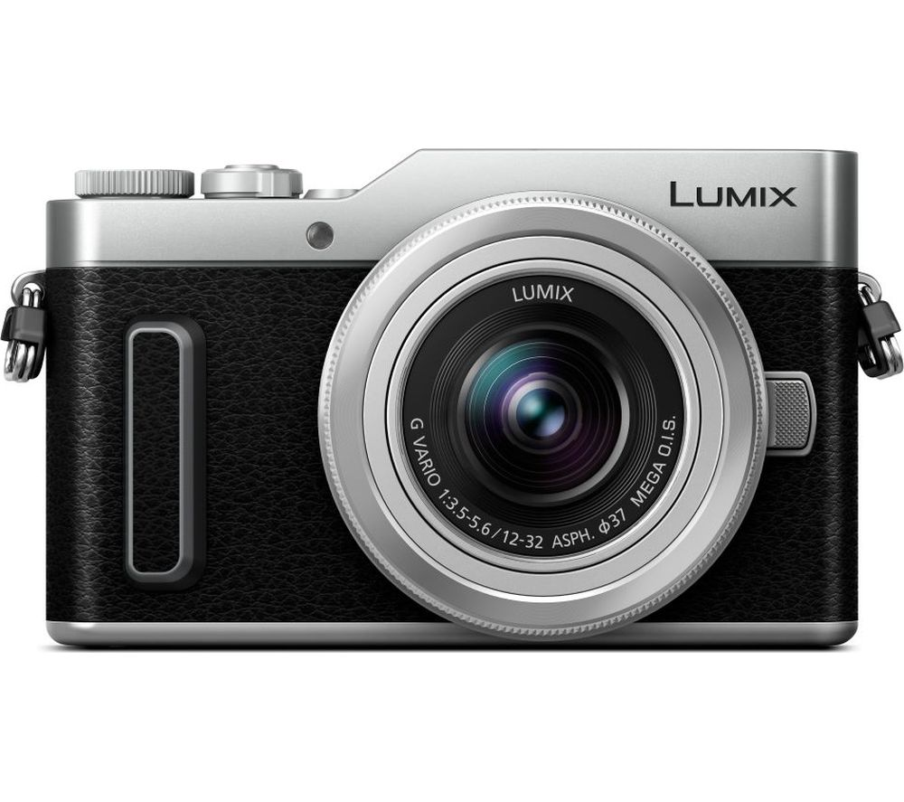 Click to view product details and reviews for Panasonic Lumix Dc Gx880 Mirrorless Camera With G Vario 12 32 Mm F 35 56 Asph Mega Ois Lens Silver Silver.