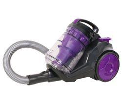 RUSSELL HOBBS Titan Multi Cyclone Pets RHCV4501 Cylinder Bagless Vacuum Cleaner - Purple