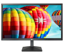 "24MK430H Full HD 23.8"" IPS Monitor - Black"