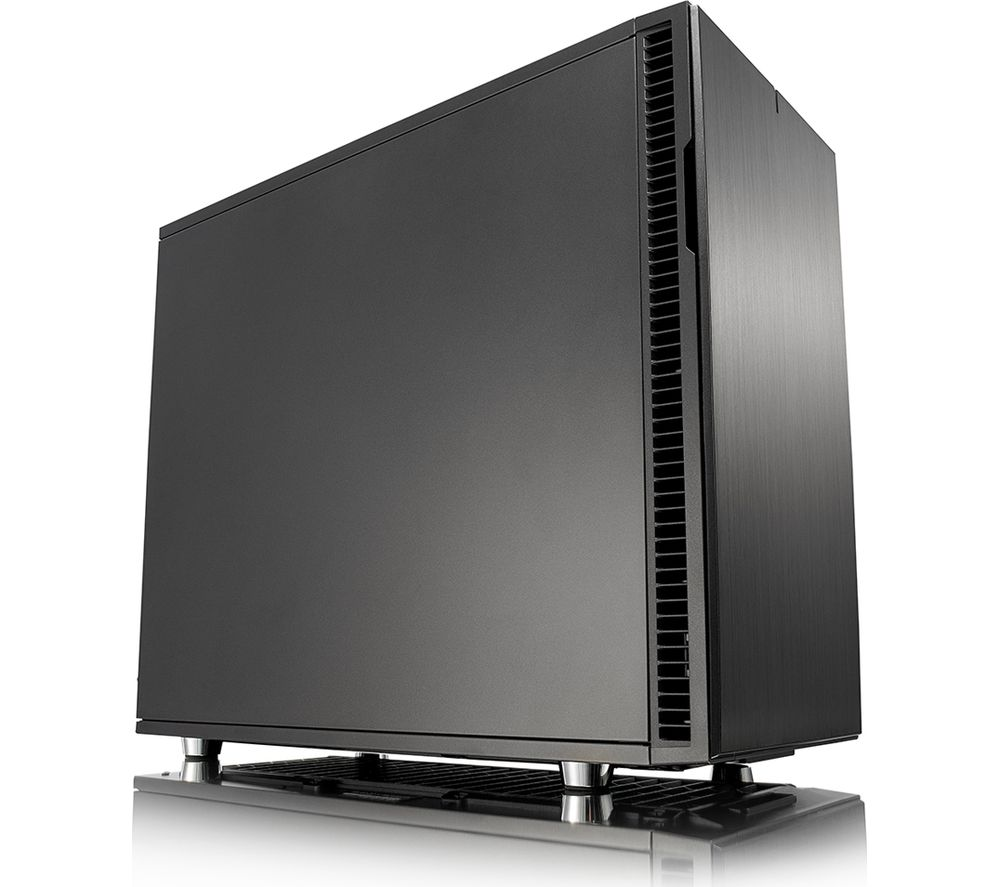 Image of Define R6 USB-C E-ATX Mid-Tower PC Case - Gunmetal Grey, Grey