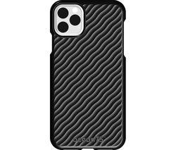 Ocean Wave iPhone 11 Pro Max Case - Deep Black
