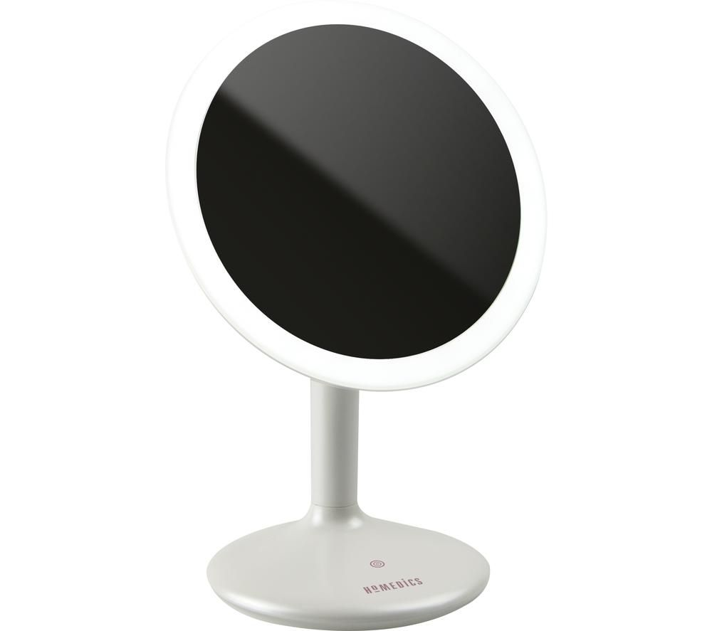 Image of HOMEDICS Touch and Glow MIR-SR820-EU Illuminated Cosmetics Mirror