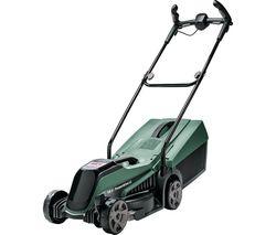 CityMower 18 Cordless Rotary Lawn Mower - Green & Black