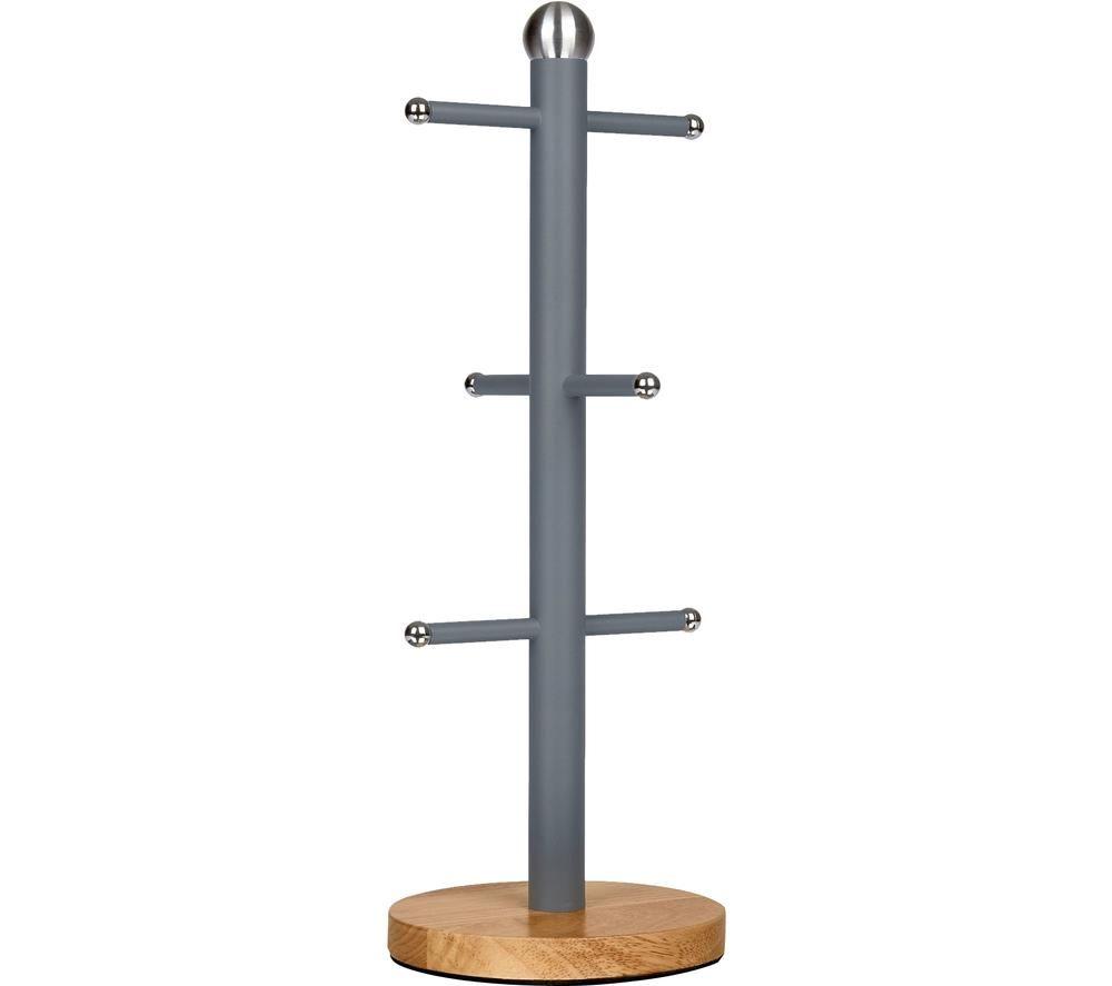 SWAN Nordic Mug Tree - Slate Grey, Grey