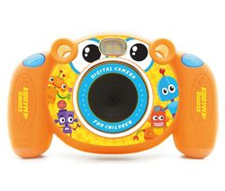 Kiddypix Robozz Compact Camera - Orange