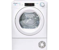 CSO H9A2TE WiFi-enabled 9 kg Heat Pump Tumble Dryer - White