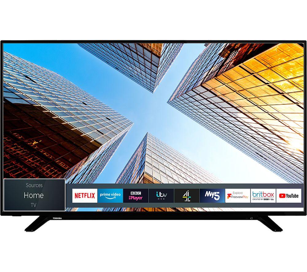 "TOSHIBA 58UL2063DB 58"" Smart 4K Ultra HD HDR LED TV"
