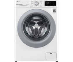 AI DD V3 F4V310WNE 10.5 kg 1400 Spin Washing Machine - White