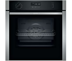 N50 B6ACH7HH0B Electric Smart Oven - Stainless Steel