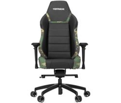 P-LINE PL6000 Gaming Chair - Camo