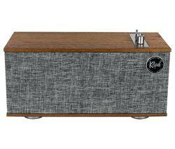 The One II Bluetooth Speaker - Walnut